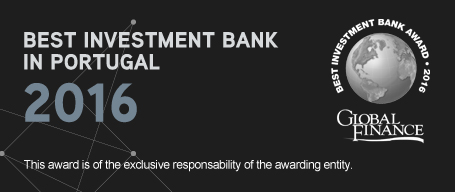 Best Investment Bank in Portugal 2015